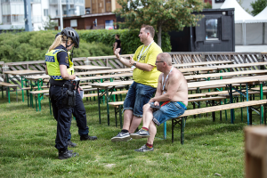 Polismöte